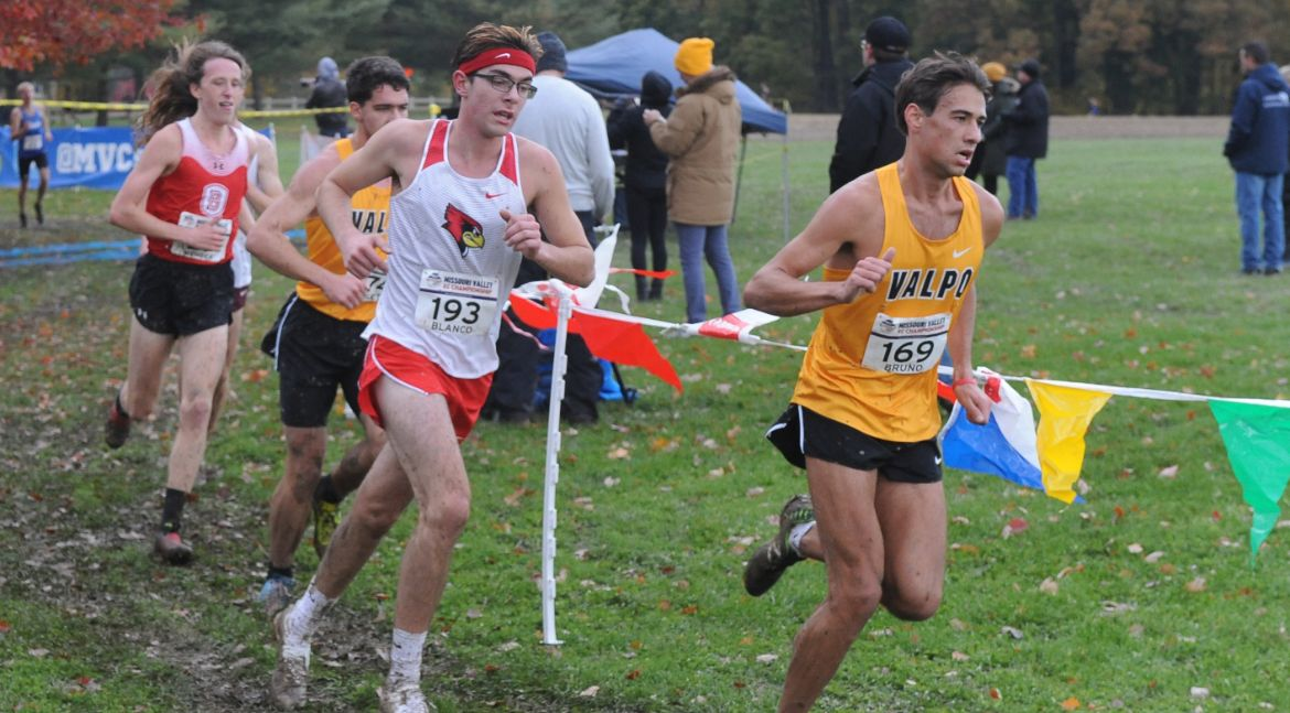 Bruno, Paoletti Earn All-Conference Honors at MVC Championship