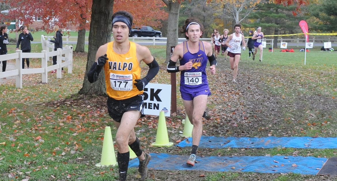 Veloz Bonilla Excels in All Aspects of Valpo Experience