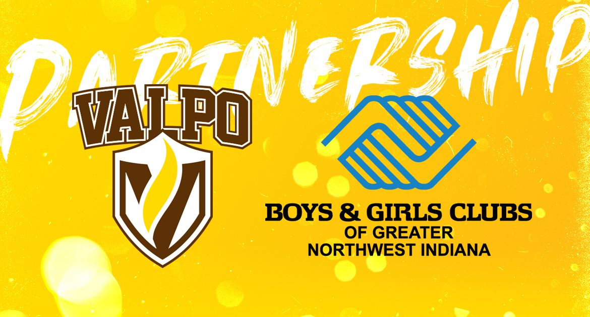 Valpo Athletics Announces Partnership with Boys & Girls Clubs of Greater Northwest Indiana