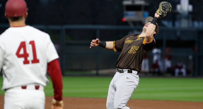 Newcomers Shine as Valpo Baseball Drops Opener