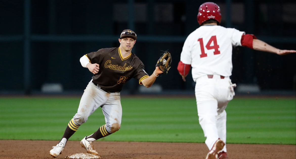 Baseball Faces Pair of Reigning NCAA Tournament Teams This Weekend