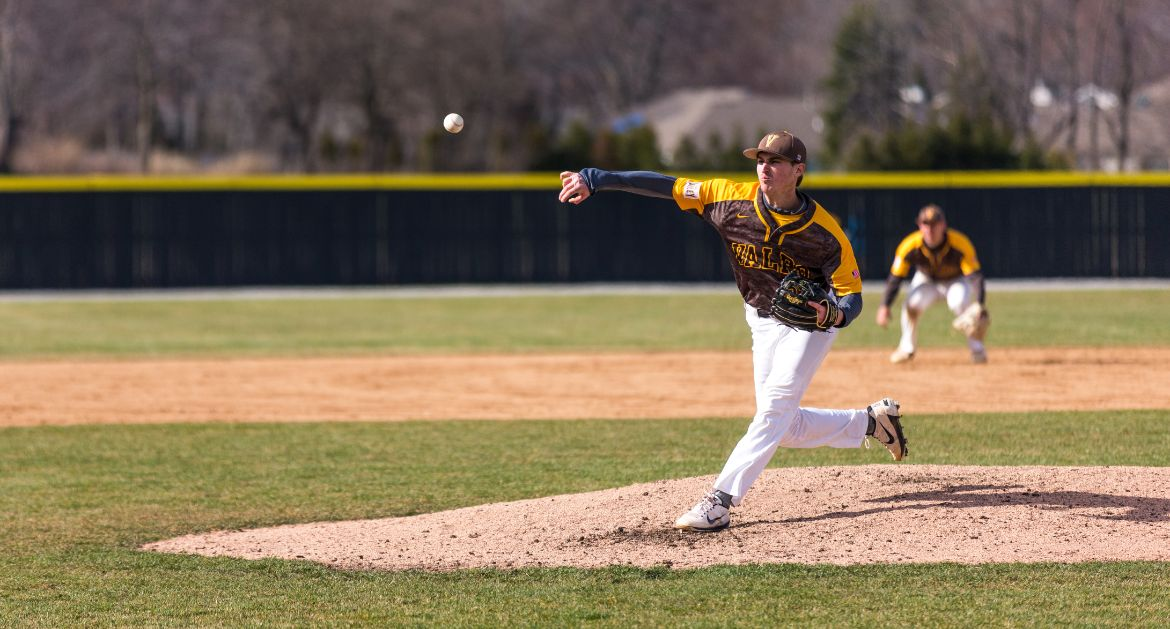 Ferketic Heaves Second Straight Complete Game, Valpo Takes Game 2 from Michigan State