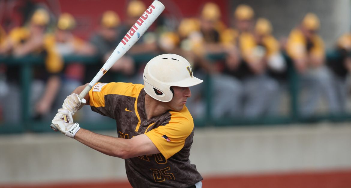 Valpo Drops Middle Game at Illinois State