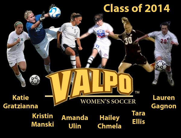 Women's Soccer Inks Six to National Letters of Intent