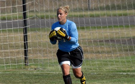 Women's Soccer Home Twice During Homecoming Weekend