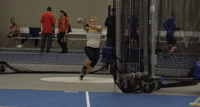 Drozdowski Takes First at Day One of the HL Indoor Championships