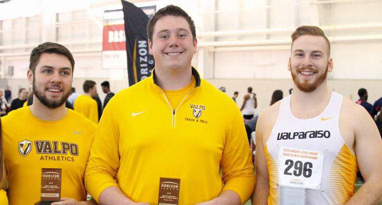 Crusaders Close Out Indoor Championships Sunday