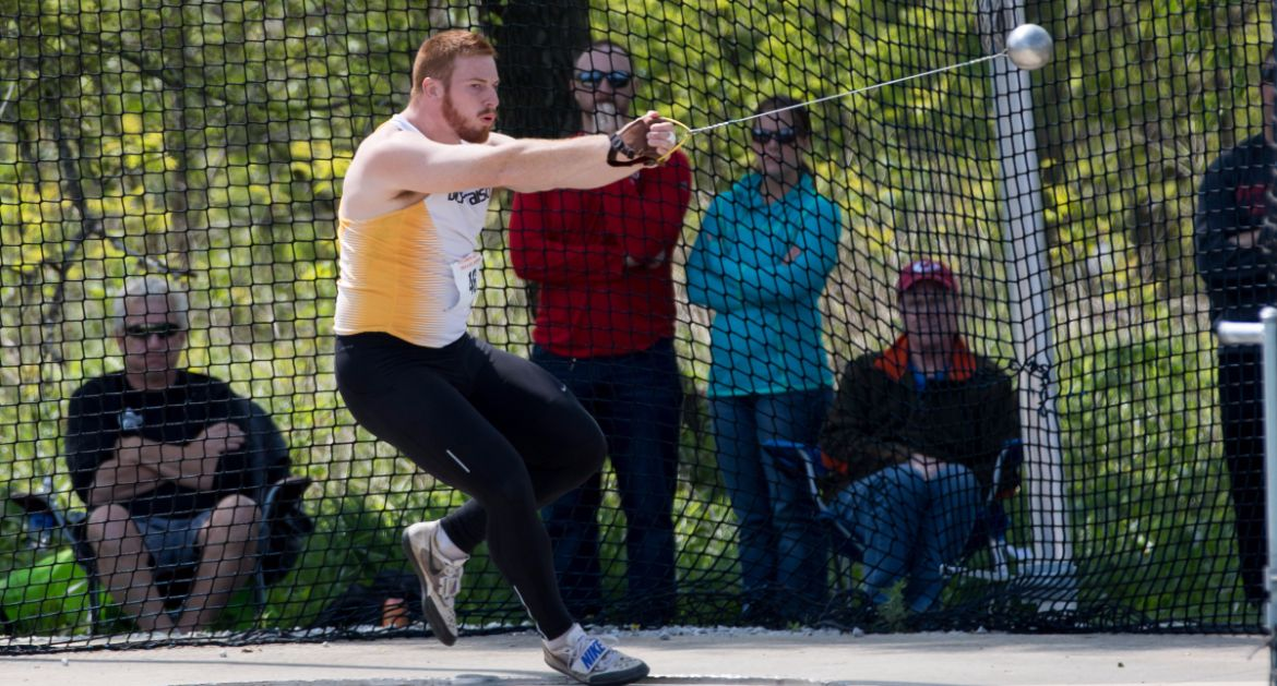 Crusaders Compete at Last Chance Meets Friday