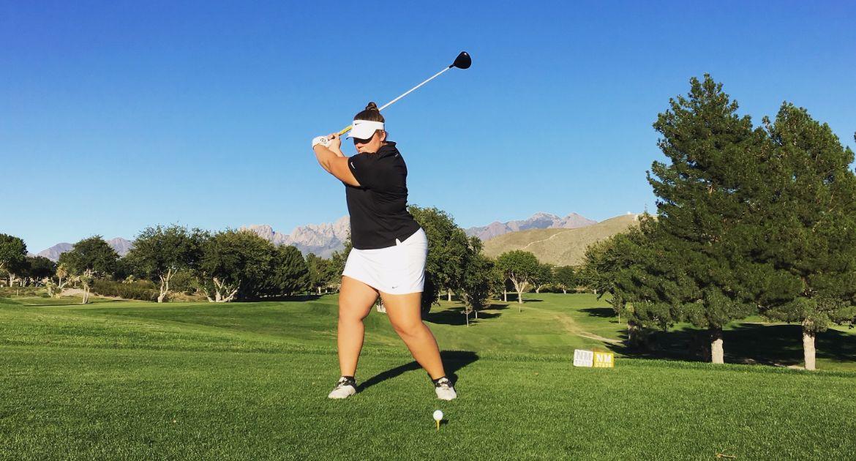 Aggie Invitational Underway for Women's Golf