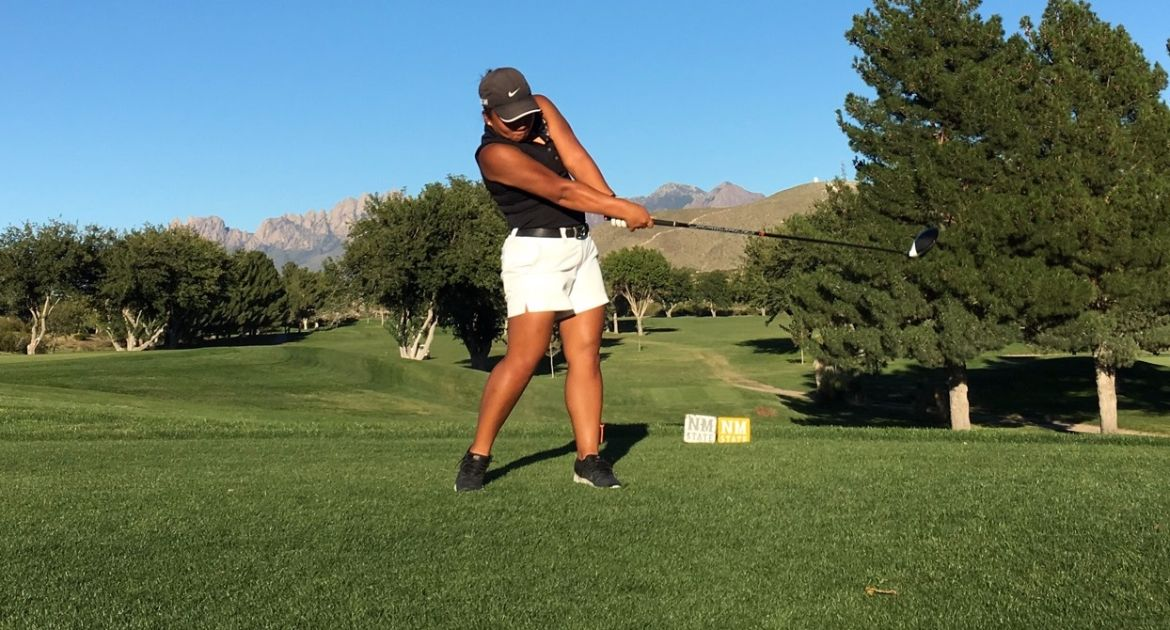 Kim Leads Crusaders on Final Day of Fall Competition
