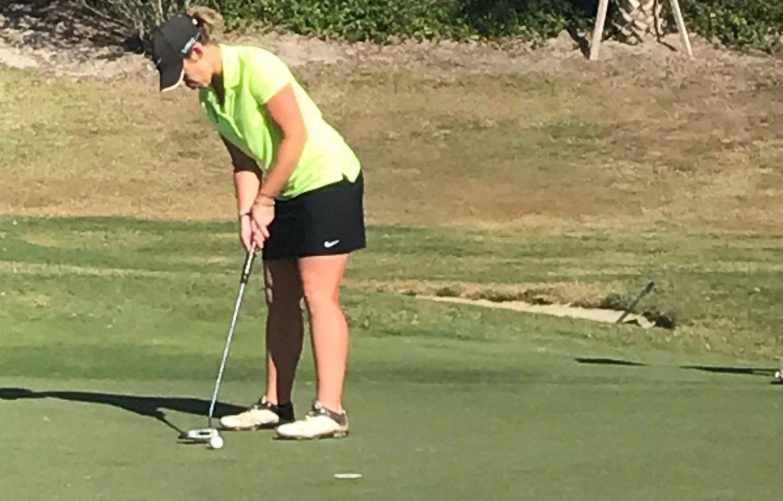 Women's Golf Starts Bulldog Invite with Best Round of Spring Season