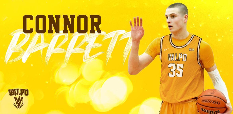 Work Ethic, Passion Help Freshman Connor Barrett Elevate Basketball Career