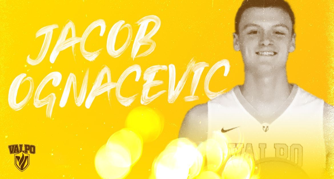 Valpo Gains 'Special Player' in Freshman Jacob Ognacevic