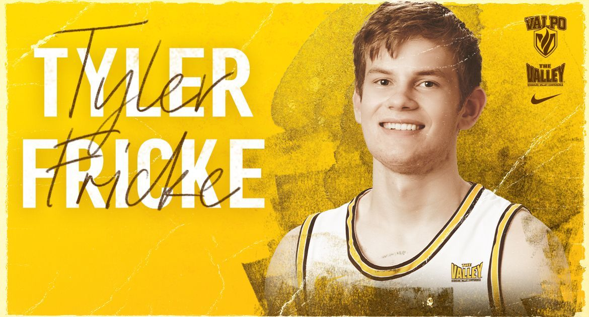 Family Ties Attract Tyler Fricke to Valpo