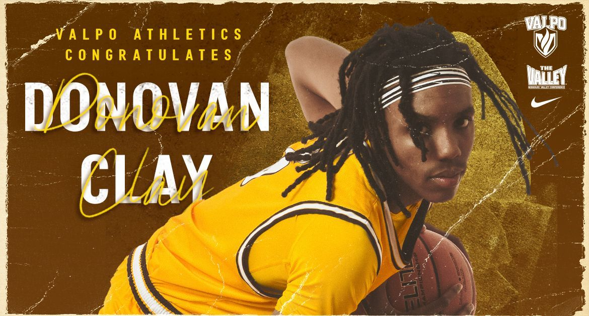 Donovan Clay Named to MVC Preseason Second Team