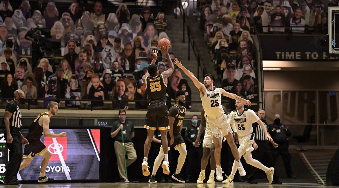 Valpo Pushes Big Ten Foe Purdue to the Brink in Narrow Road Defeat