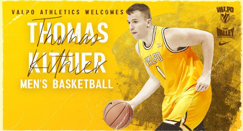 Valpo Basketball Welcomes Thomas Kithier