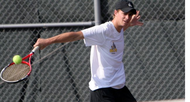 Hickey Takes Home Hardware from Purdue Invitational