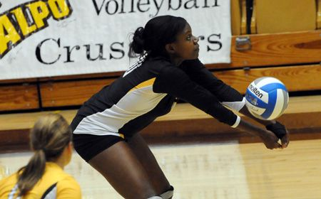 Valpo Sweeps Butler; Moves Into Tie for First