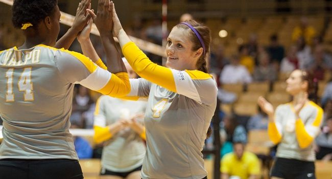 Volleyball Wins 20 For 12th Straight Season