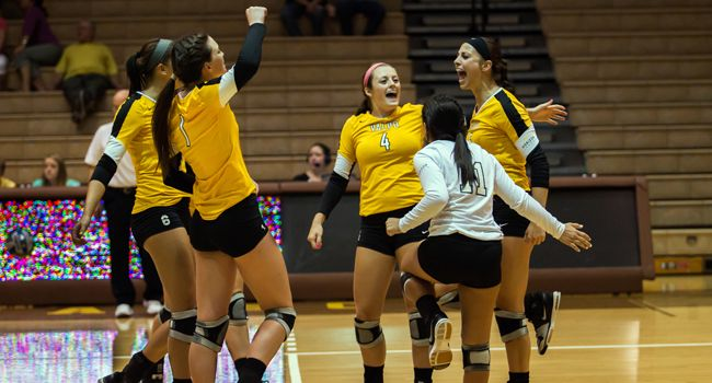 Volleyball Set to Return Home This Weekend