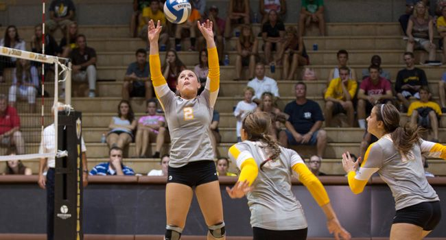 Volleyball Home Schedule Comes to a Close This Weekend