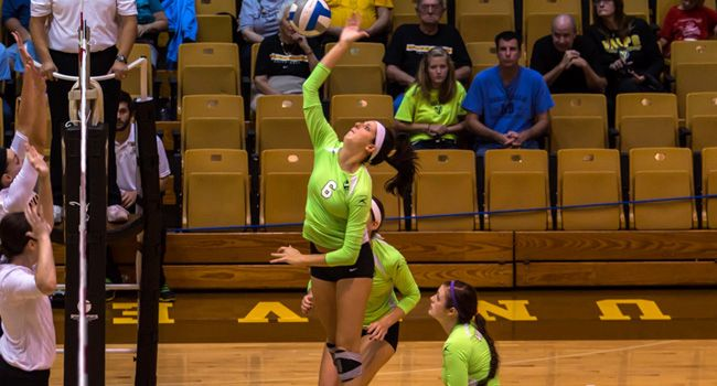 Valpo Volleyball Hits the Road Again