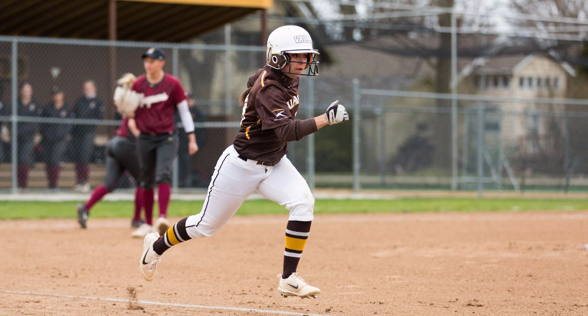 Gloomy Weather Can't Hold Down Crusaders as Softball Beats Green Bay