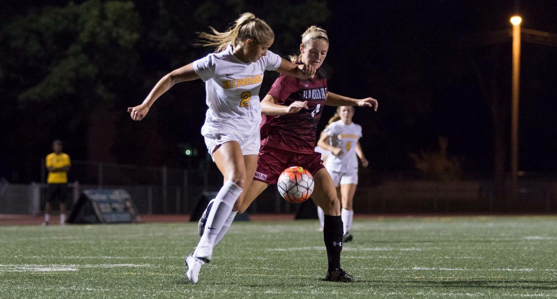 Women's Soccer Closes Regular Season With Win at NKU