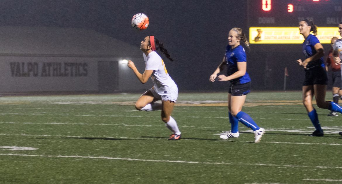 Crusaders Drop One-Goal Decision at Wright State