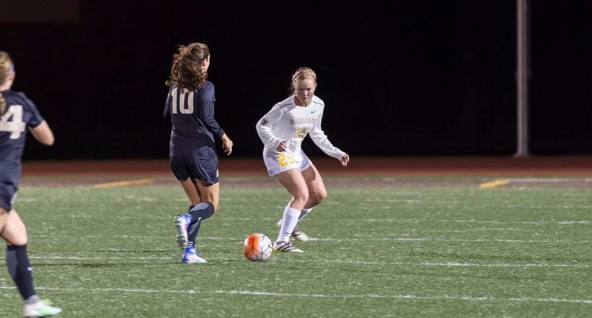 Women's Soccer Opens Road Swing Friday at Wright State