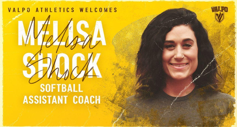 Melisa Shock Joins Valpo Softball Coaching Staff
