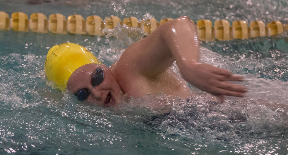 Crusader Swim Teams Continue Horizon League Championships Thursday
