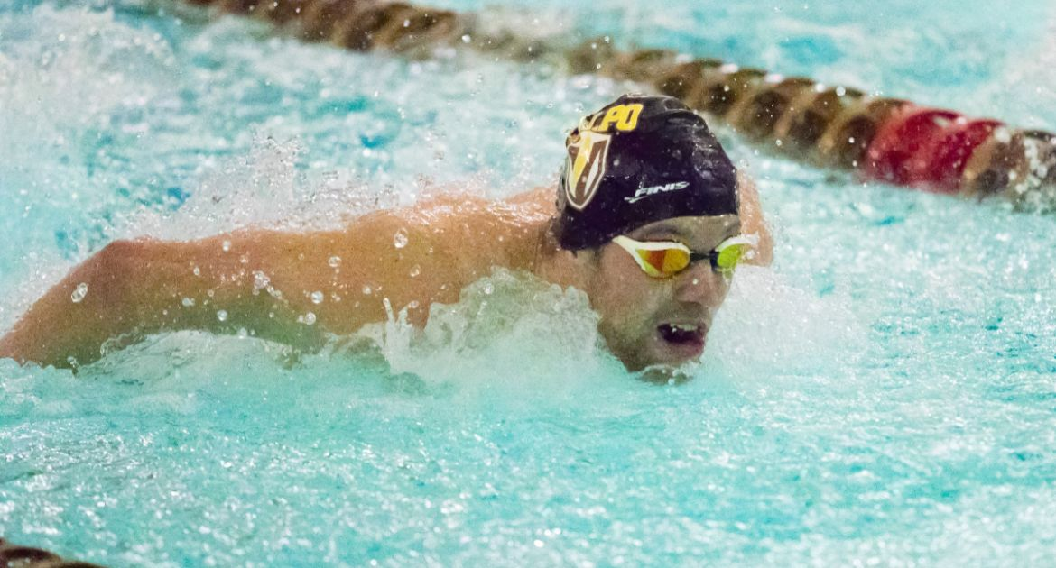 Valpo Men Break Trio of Records on Final Day of Summit League Championships