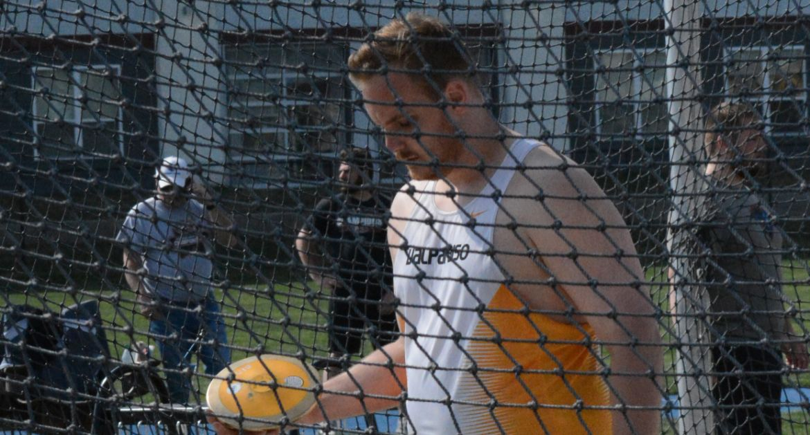 Track & Field Achieves Multiple Career Marks in Terre Haute