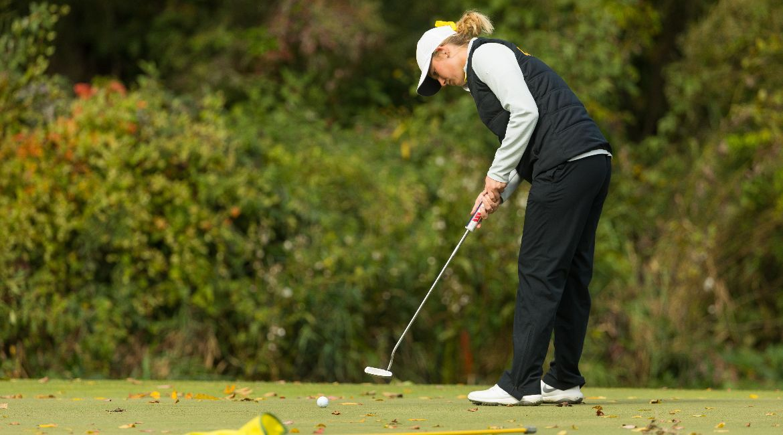 Women's Golf Establishes Program Record at Redbird Invitational