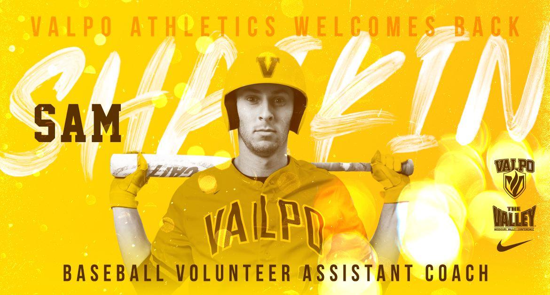 Sam Shaikin Joins Valpo Baseball Staff as Volunteer Assistant Coach