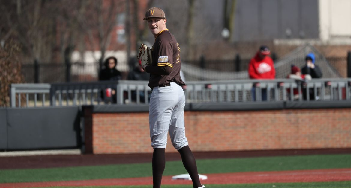 Pitching Staff Enjoys Solid Day at No. 3 Louisville