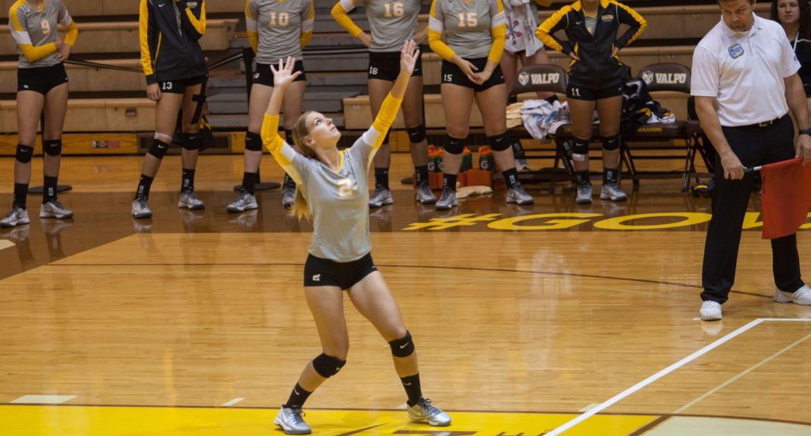 Ament Closes Out Playing Career With Crusaders