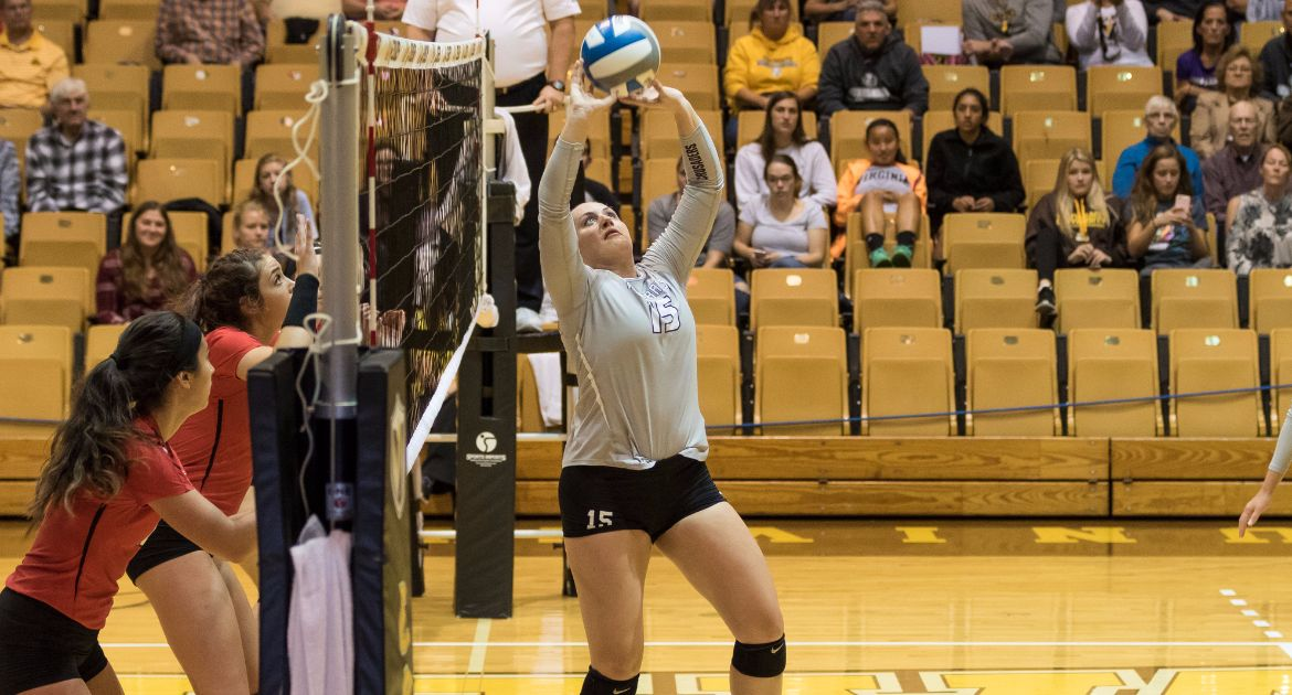 Volleyball Set to Hit Road Again
