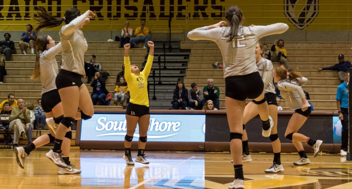 Crusaders Prevail In Defensive Standoff With Wright State
