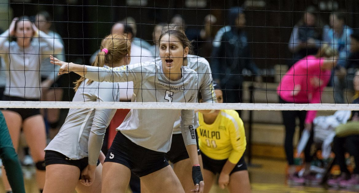 Volleyball Heads to Notre Dame to Open 2017 Season