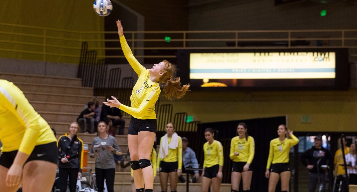 Volleyball Continues Early-Season Action In South Dakota