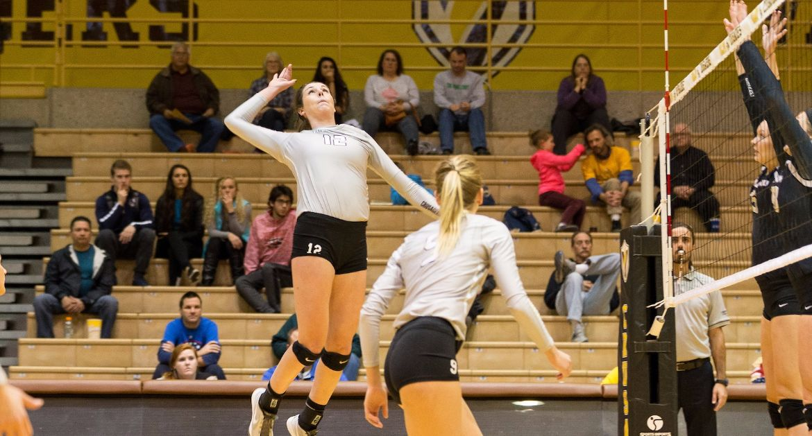 Crusaders Sweep Drake On the Road Friday Night