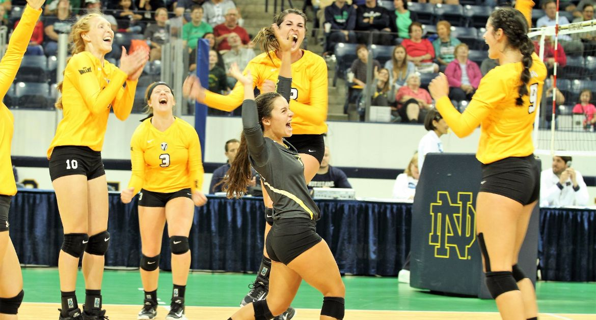Volleyball Season Tickets Available Now