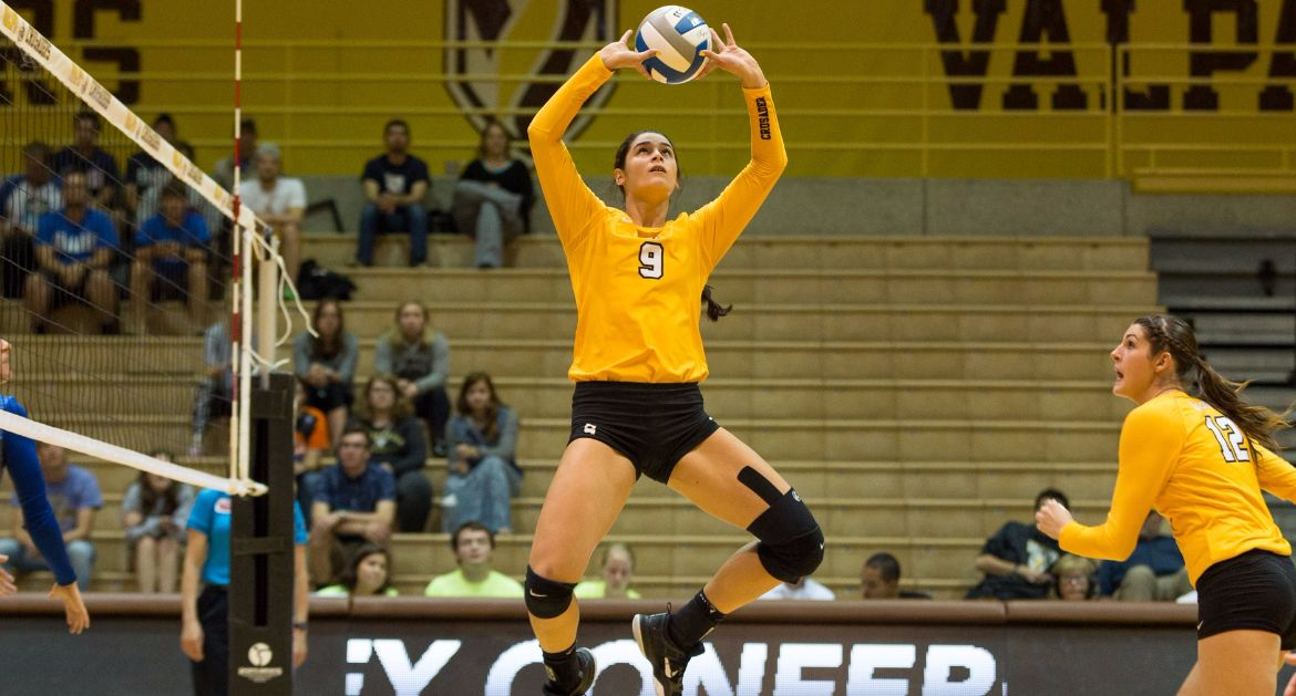 Volleyball Wins Pair of Matches to Claim BWW Invitational Title