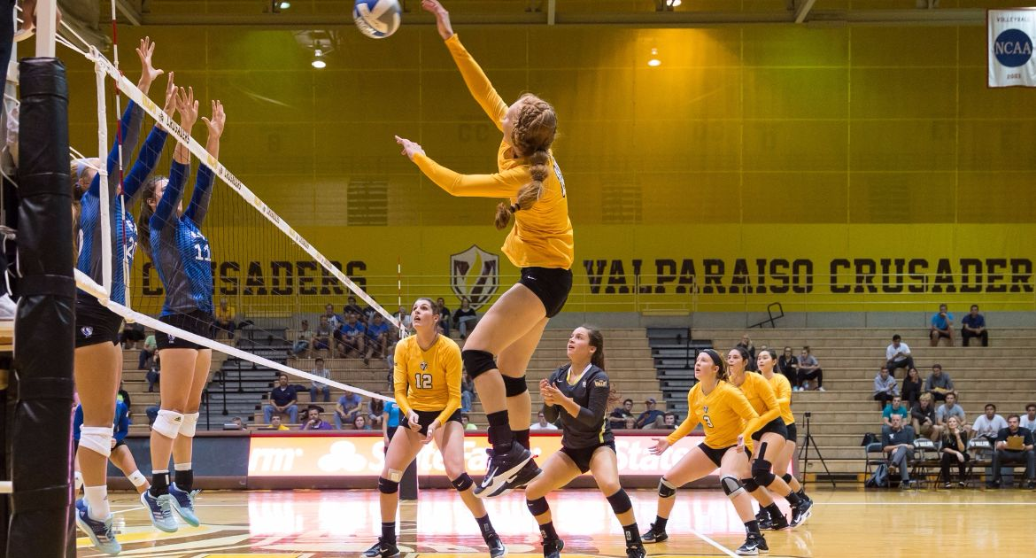 Volleyball To Host First MVC Home Event As Conference Play Opens