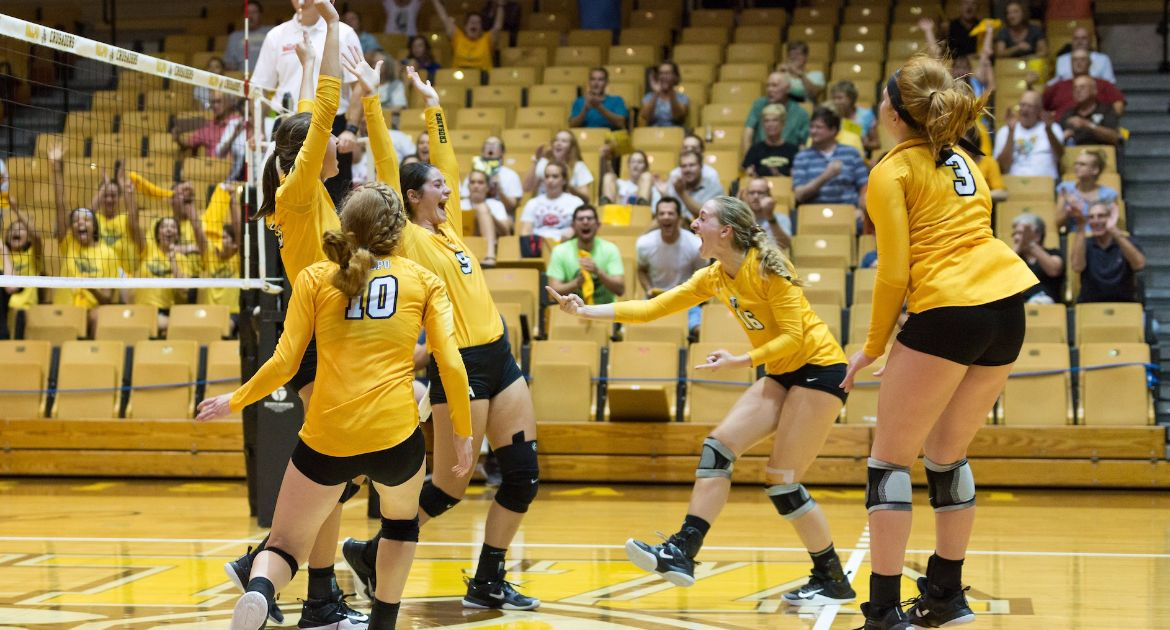 Volleyball Heads Back on the Road This Weekend