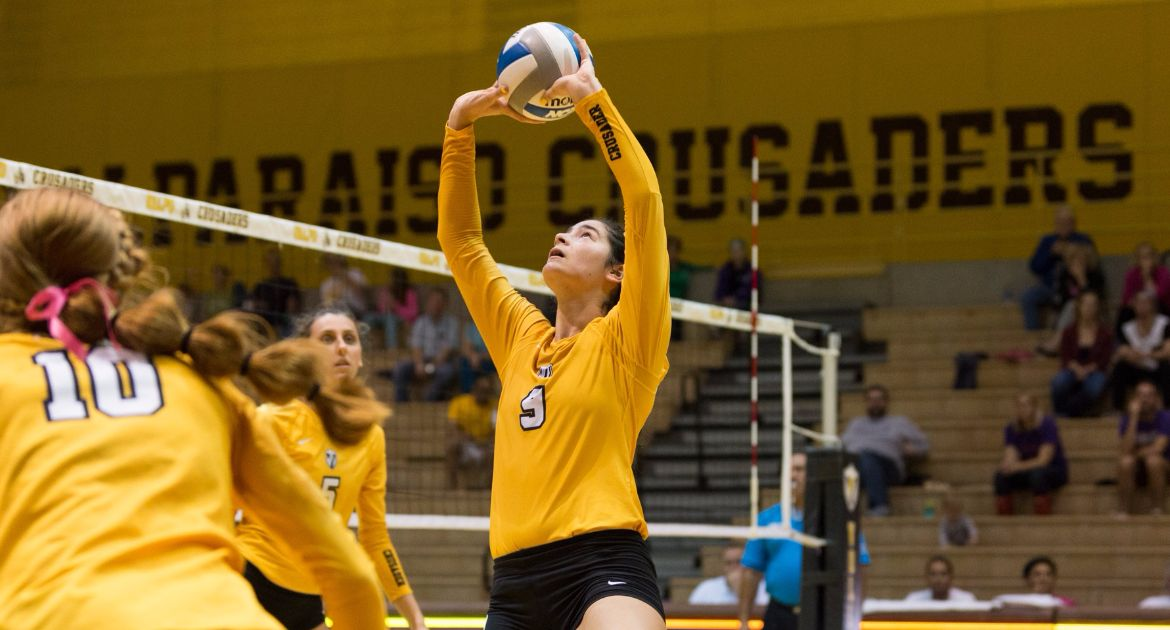 Valley Play Rolls On For Volleyball