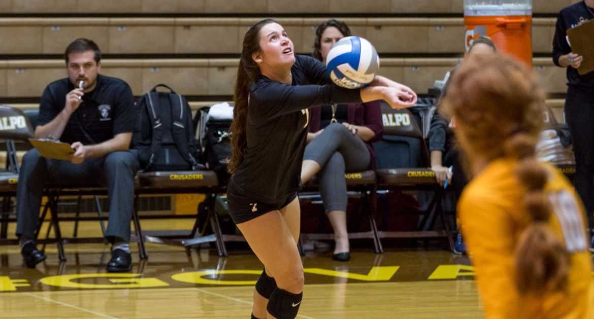 Volleyball Falls to Illinois State Friday